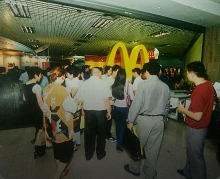 中国特许加盟展-2005年展会实拍