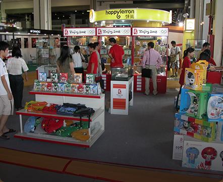 中国特许加盟展-2006年展会实拍