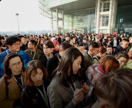 中国特许加盟展-2018年展会实拍
