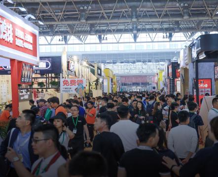 中国特许加盟展-2019年展会实拍